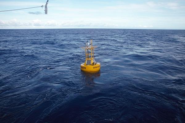 首套國產化海氣界面觀測浮標走向深藍