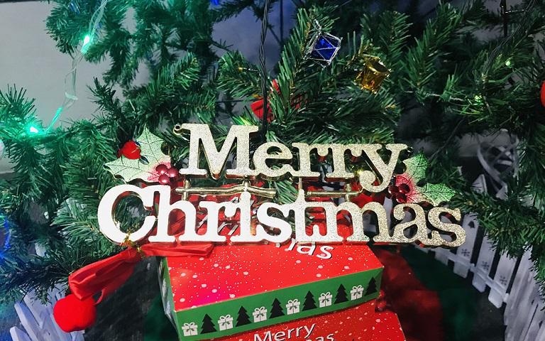 興旺寶明通拍了拍你:您有一份圣誕禮物 請拆開