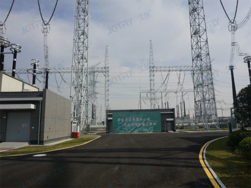 1000kV东吴站在线监测改造和维保项目
