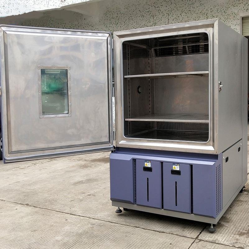 高低温交变湿热实验箱在重量控制上有什么表现?