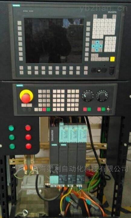 西门子主轴电机刹车片更换