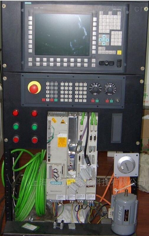 西门子伺服电机抱闸打不不开维修