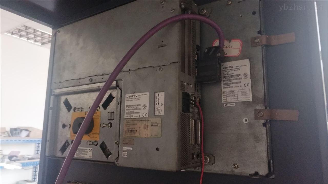 西门子PC877B触摸不灵维修