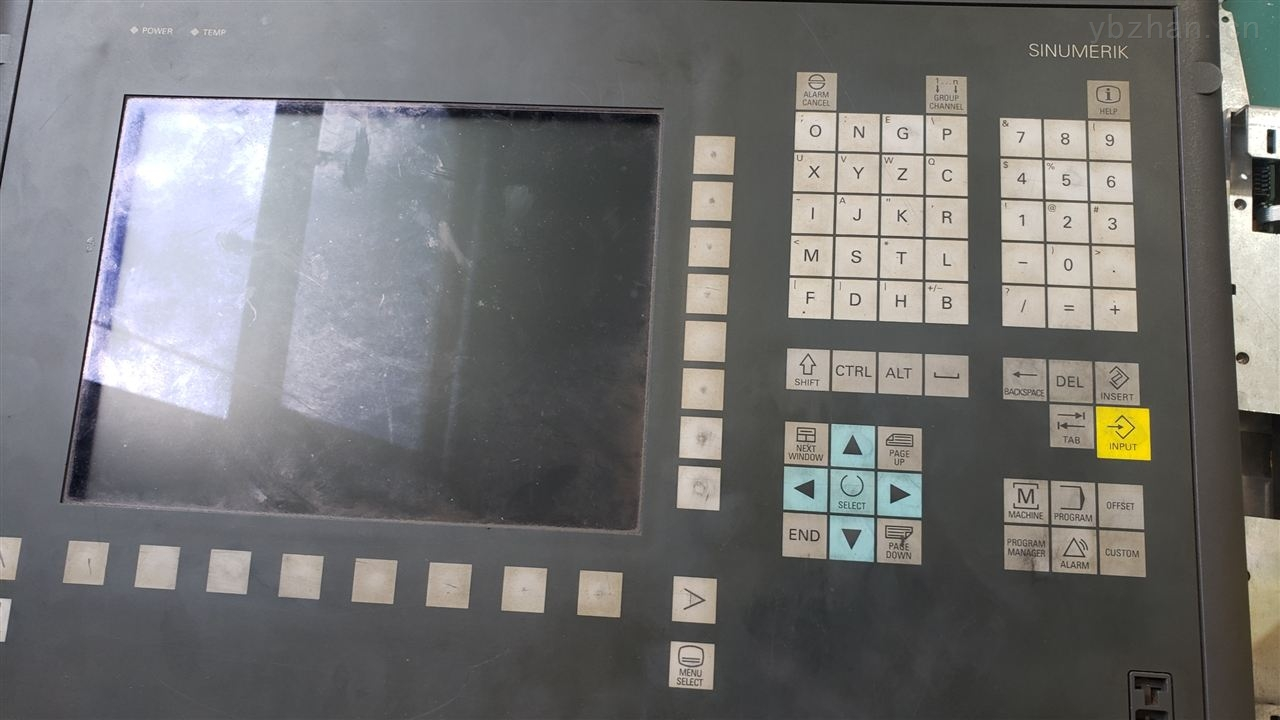西门子840D数控机床报警300502故障维修