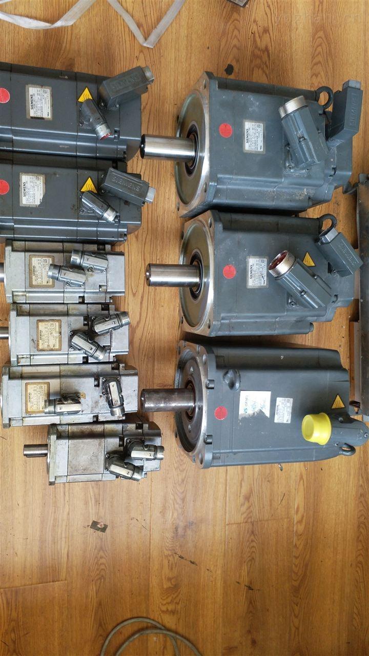绍兴西门子840D系统机床主轴电机维修公司-当天检测提供维修