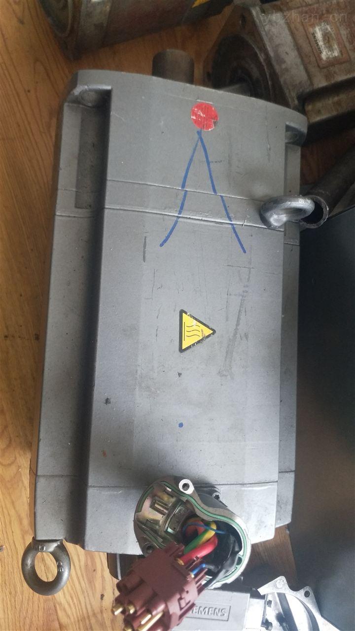 奉贤西门子810D系统切割机主轴电机维修公司-当天检测提供维修