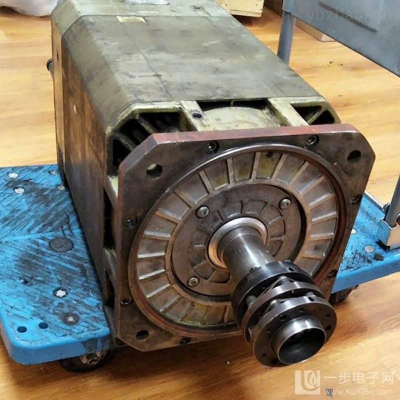 江苏西门子810D系统切割机主轴电机维修公司-当天检测提供维修