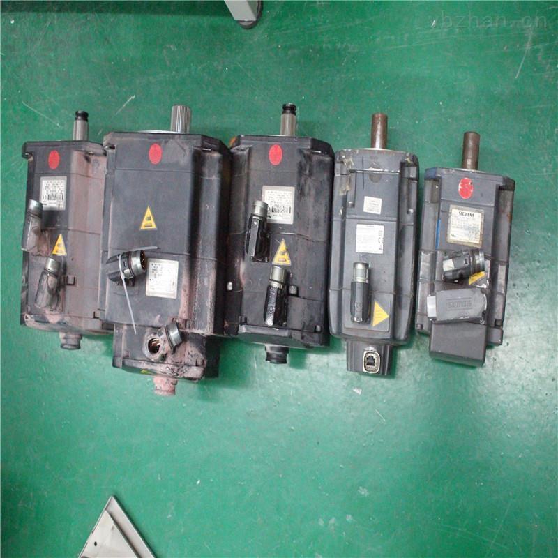 黄浦西门子810D系统切割机主轴电机更换轴承-当天检测提供维修