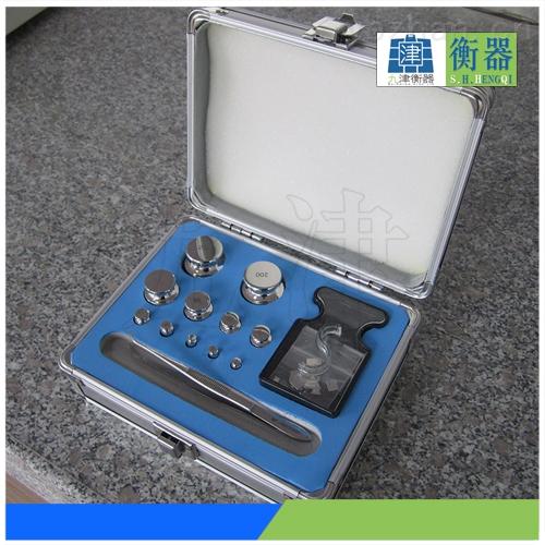 E1级1mg-1kg不锈钢砝码 E1级1mg-1kg标准砝码 E1级1mg-1kg盒装砝码