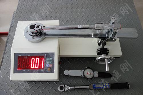 扭矩扳手测试仪应用: