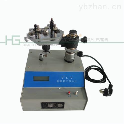 扭簧表检定用的数显量仪测力仪