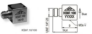 ks97.100微型加速度传感器