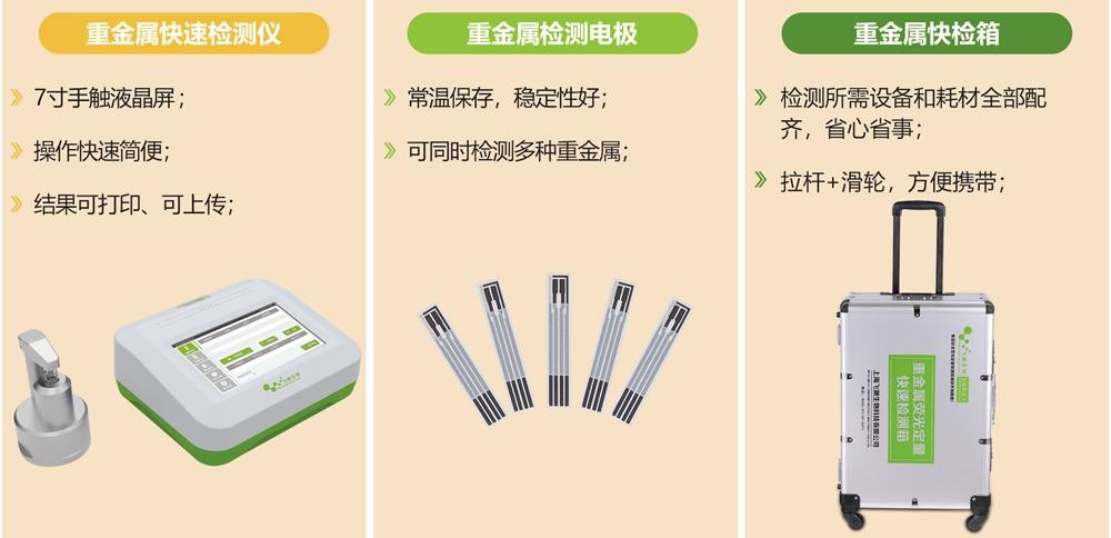 电化学重金属铬快速检测仪