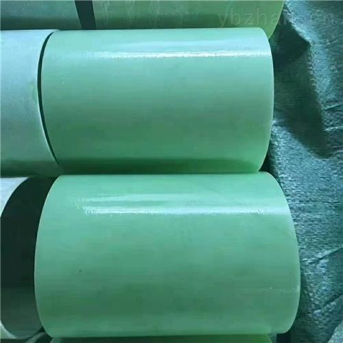 水绿色玻纤管