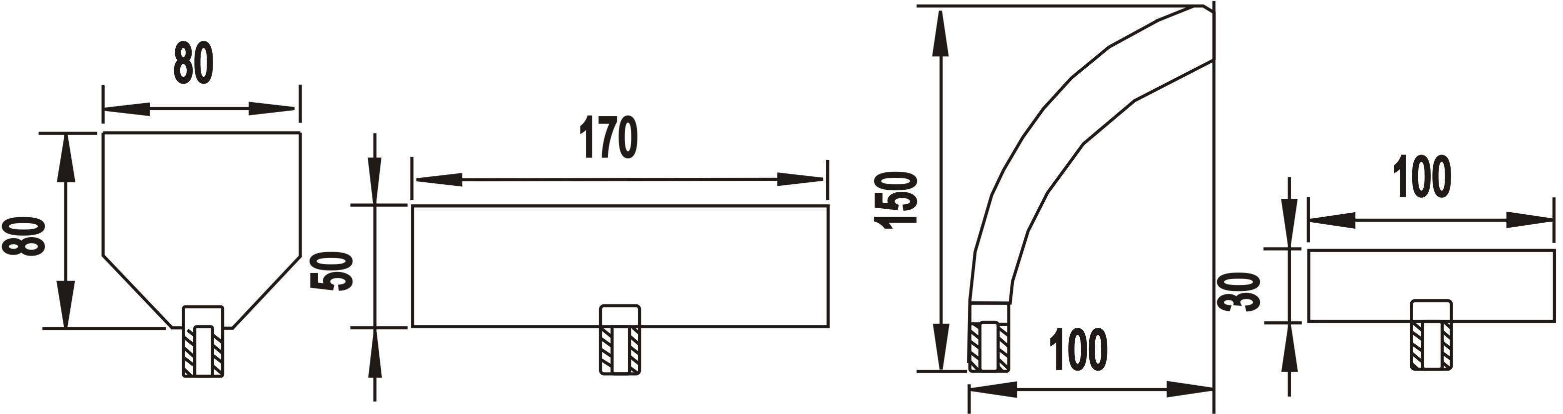 皮带阻旋式料位计FJ-ZX-A-S 堵煤开关