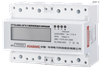 DTSD866-W简易多功能无功、有功导轨式安装
